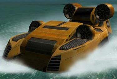 Hovercraft (Renegade)
