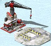 Soviet Repair Depot