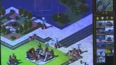 C&C Red Alert 2 - E3 2000 footage 1