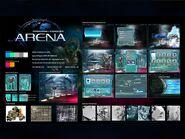 Arena customization