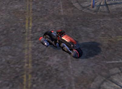 Attack bike (Tiberium Wars)