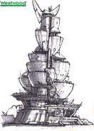 RA2 Ore Refinery Concept