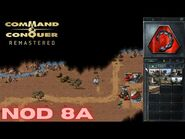 Command & Conquer Remastered - NOD Mission 8A - NEW CONSTRUCTION OPTIONS ZAIRE WEST (Hard)