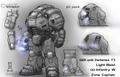 CNC4 Zone Captain Concept Art