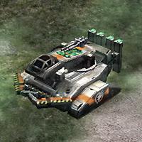 GDI harvester (Tiberium Wars)