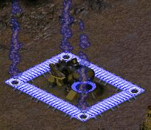 Firestorm barrier