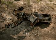 Mamonth II Wreckage TB