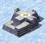 Civilian Hospital in Snow Theater