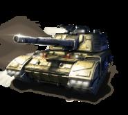 Red Alert OL Rhino Tank Heavy