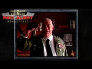 Command & Conquer Red Alert Remastered - All Soviet Expansions Cutscenes (Game Movie)