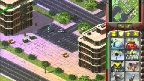 C&C Red Alert 2 - E3 2000 footage 2