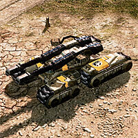 Upgrade with Railgun