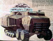 RAAF Tesla Tank SG Render