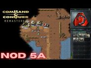 Command & Conquer Remastered - NOD Mission 5A - GROUNDED (Hard)