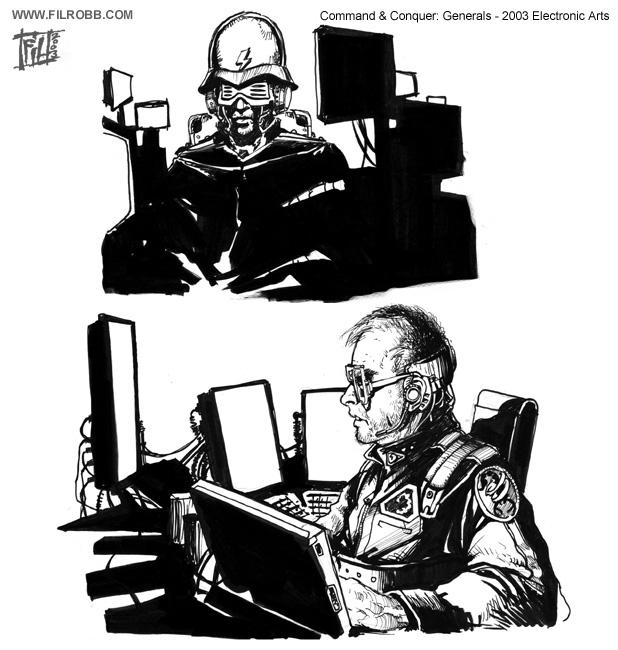 Hacker (Tiberian Incursion)