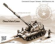 Inferno Cannon concept art