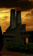 Soviet Refinery - brown