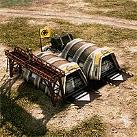 Barracks (Tiberium Wars)