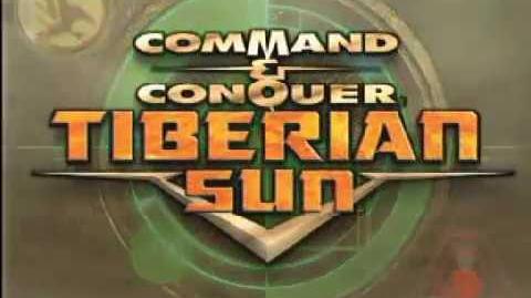 Command & Conquer Tiberian Sun FTP Trailer