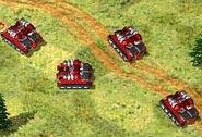 RA2 Tesla Tank beta appearance
