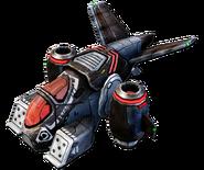 CNC4 Venom Render
