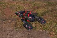 CNCKW Stealth Tank