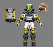 KW ZOCOM Rifle Squad Upgrade Concept Art