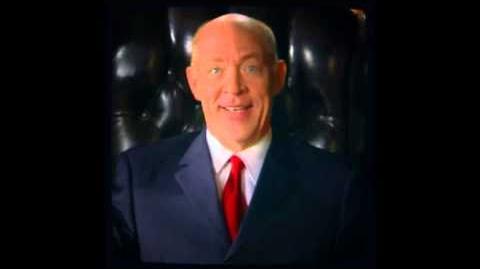 C&C Red Alert 3 - President Ackerman cutscenes