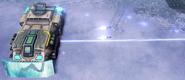 CNC4 Armadilo Gun and Fireport