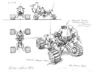 CNCTD Early buggy concept art