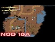 Command & Conquer Remastered - NOD Mission 10A - DOCTOR WONG (Hard)