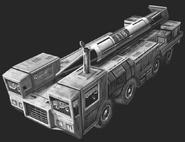 CNCGen Scud Launcher HD