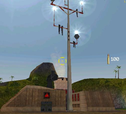 Communications center (Renegade)
