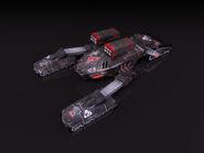 TW Stealth Tank Render