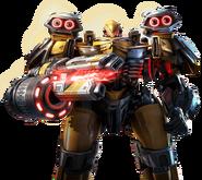Red Alert OL Titan Storm