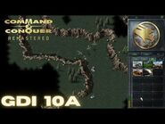 Command & Conquer Remastered - GDI Mission 10A - ORCASTRATION SLOVENIA (Hard)