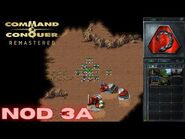 Command & Conquer Remastered - NOD Mission 3A - FRIENDS OF THE BROTHERHOOD SUDAN EAST (Hard)