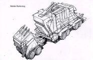 CNCFS Mobile War Factory Concept Art