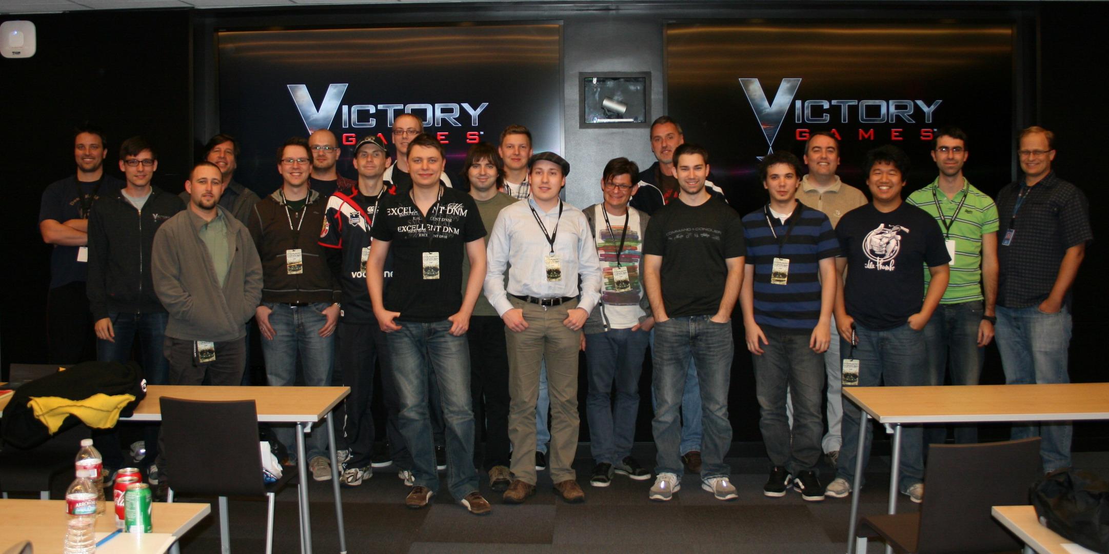 Command & Conquer Community Summit 2012