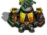 Forgotten flak cannon (Tiberium Alliances)