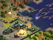 RA2beta-rocketships
