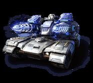 Red Alert OL Magnetic Storm Tank
