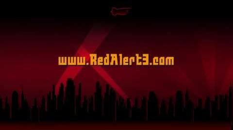 Command & Conquer Red Alert 3 - Trailer
