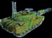 TD Medium Tank Render