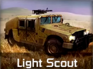 Light Scout icon