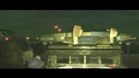 Tiberian Sun Dropship video