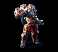 Red Alert OL Magnetic Explosive Infantry