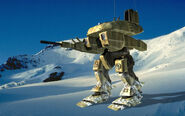 CNCTS Titan Snow