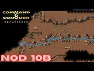 Command & Conquer Remastered - NOD Mission 10B - BELLY OF THE BEAST (Hard)