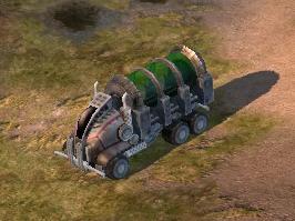 Liquid Tiberium Transport Truck